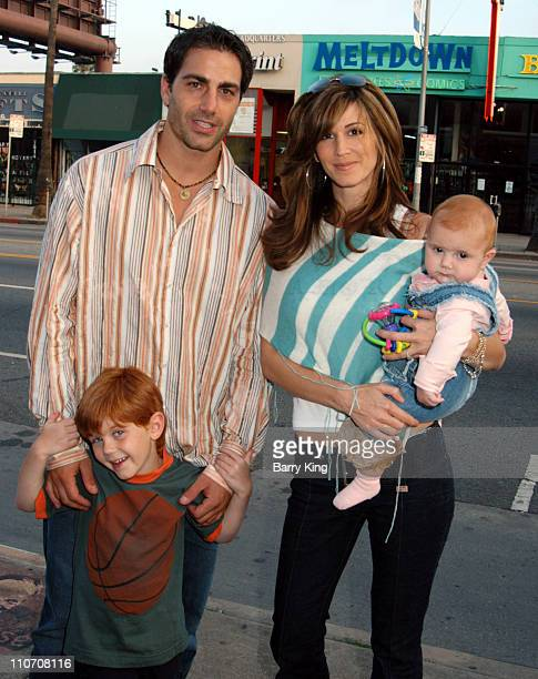 Michael Bergin Joy Tilk with children Jesse and Alana