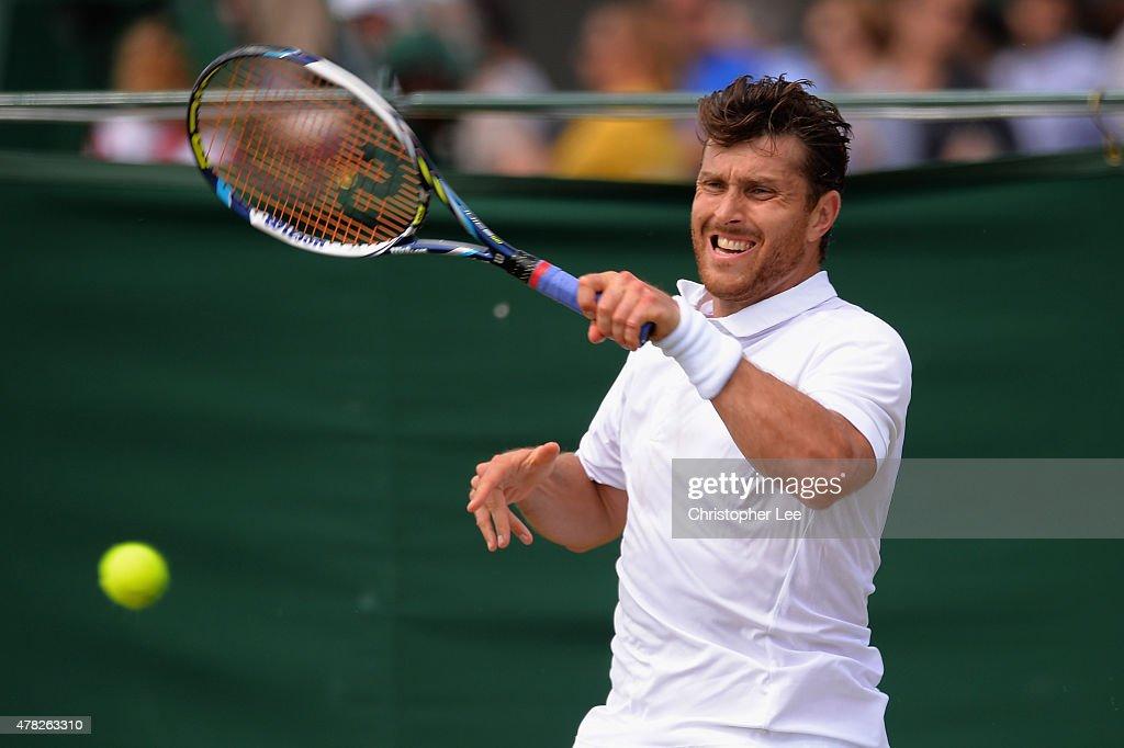 2015 Wimbledon Qualifying Session