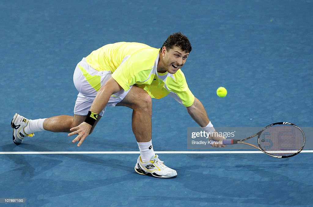Brisbane International 2011 - Day 5