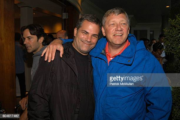 Michael Bevins and Bill Zwart attend Schools Out Party Benefiting The HETRICK MARTIN INSTITUTE and The Harvey Milk High School at The Home of Peter...