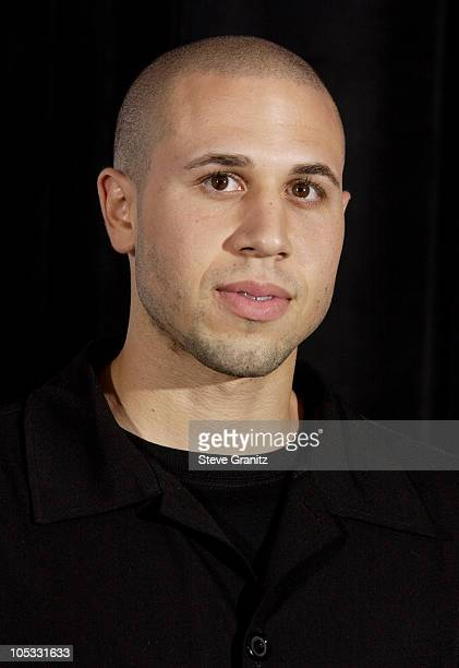 Michael Bibby during The 2nd Annual BET Awards Press Room at The Kodak Theater in Hollywood California United States