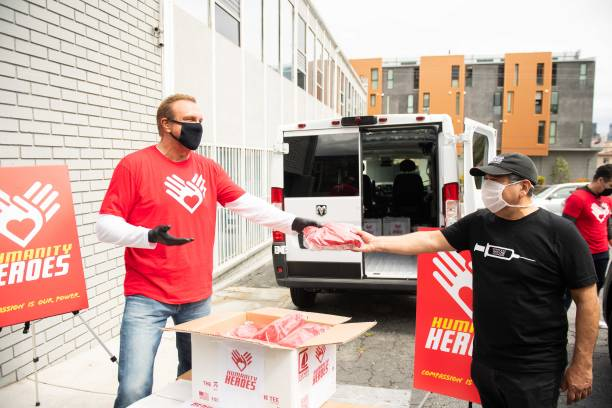 CA: Humanity Heroes Los Angeles Face Mask Distribution