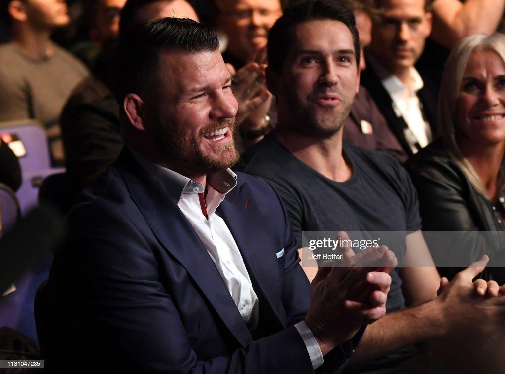 UFC Fight Night: Oezdemir v Reyes : News Photo