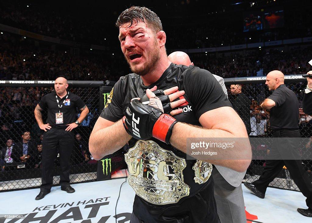 UFC 204: Bisping v Henderson 2 : News Photo