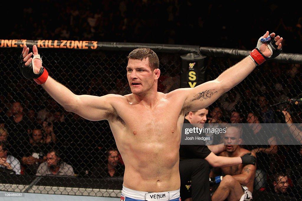 UFC 127:  Penn v Fitch