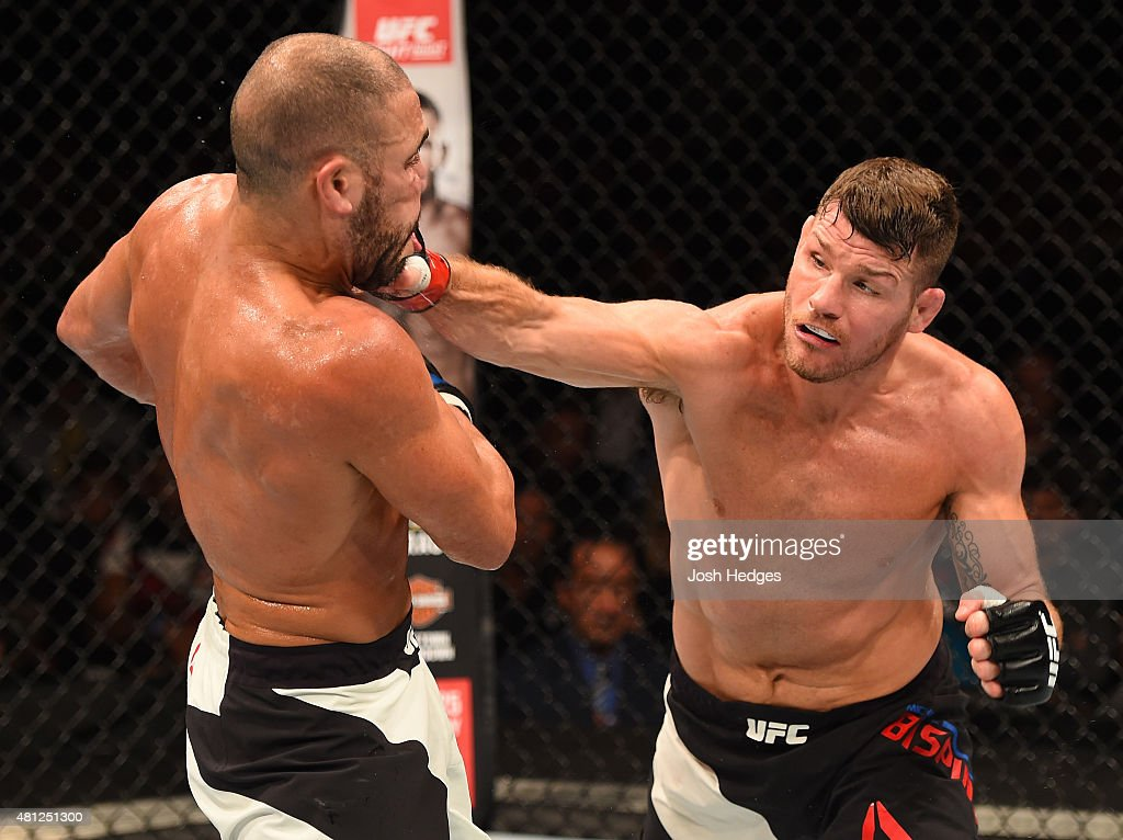 UFC Fight Night: Bisping v Leites