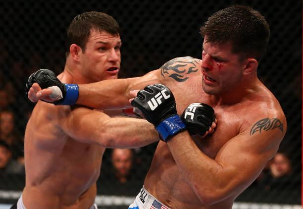 UFC 152: Bisping v Stann
