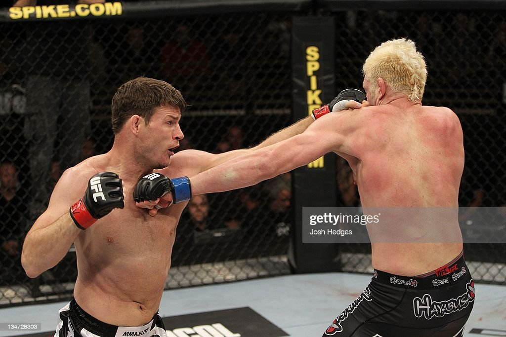 The Ultimate Fighter 14 Finale...