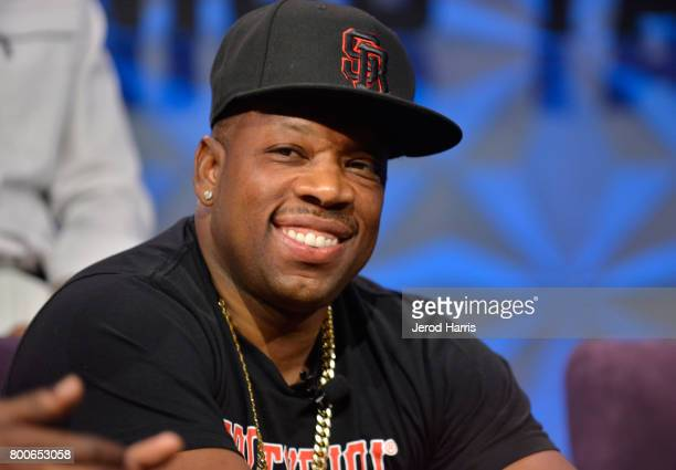 Michael Bivins at day one of Genius Talks sponsored by ATT during the 2017 BET Experience at Los Angeles Convention Center on June 24 2017 in Los...