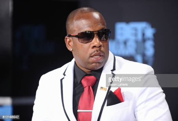 Michael Bivins attends the 2017 BET Awards at Microsoft Theater on June 25 2017 in Los Angeles California