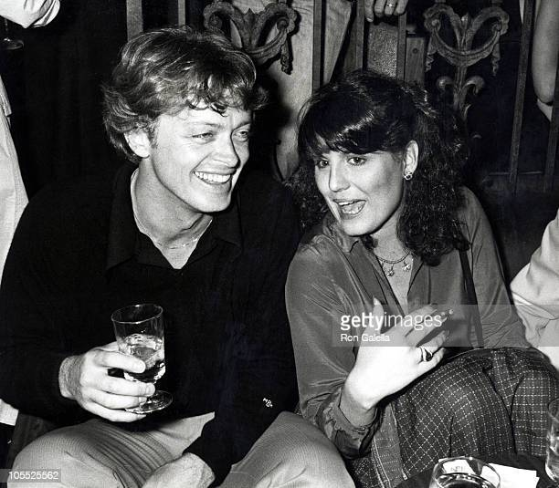 Michael Blodgett and Lucie Arnaz during Easter Seal Tealethon March 19 1978 at El Privado Club in Beverly Hills California United States