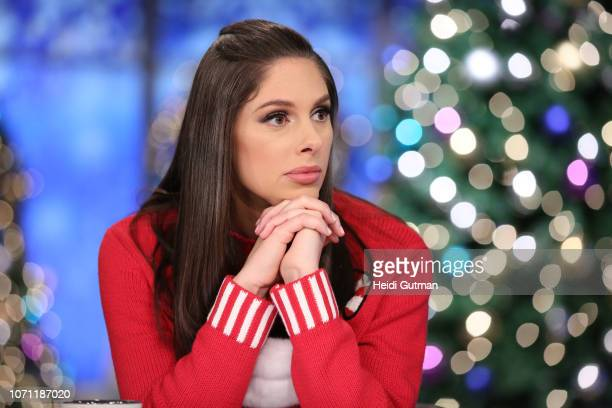 """Michael Bloomberg and Aaron Sorkin are the guests today, Monday 12/10/18 on Walt Disney Television via Getty Images's """"The View."""" """"The View"""" airs..."""