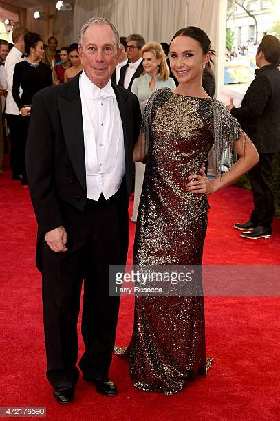 Michael Bloomberg and Georgina Bloomberg attend the 'China Through The Looking Glass' Costume Institute Benefit Gala at the Metropolitan Museum of...