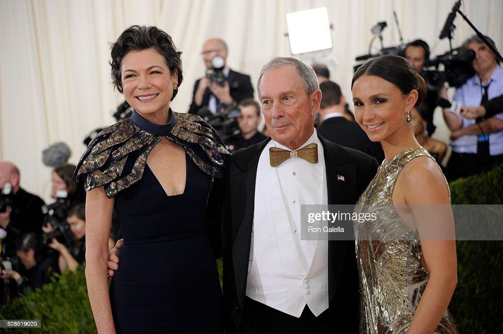 Michael Bloomberg at Metropolitan Museum of Art on May 2, 2016 in New York City.