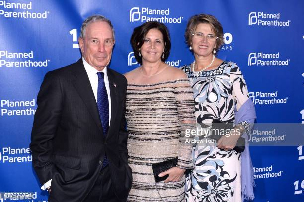 Michael Bloomberg attends the Planned Parenthood 100th Anniversary Gala at Pier 36 on May 2 2017 in New York City