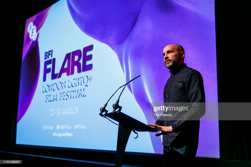 GBR: 33rd BFI FLARE Film Festival Launch - Photocall