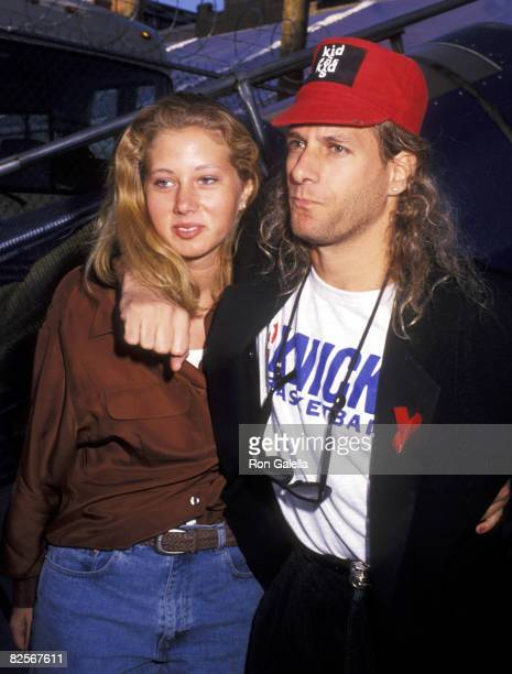 Michael Bolton and daughter Holly Bolton