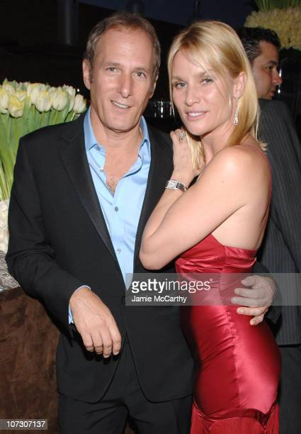 Michael Bolton and Nicollette Sheridan **EXCLUSIVE**