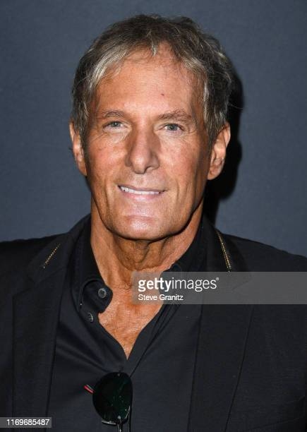 """Michael Bolton arrives at the Premiere Of Quiver Distribution's """"The Fanatic"""" at the Egyptian Theatre on August 22, 2019 in Hollywood, California."""