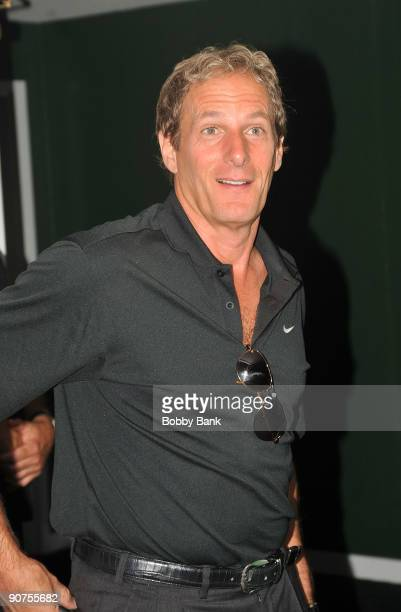 Michael Bolton attends the Michael Bolton Charities Celebrity Golf Outing at the Rockrimmon Country Club on September 14 2009 in Stamford Connecticut