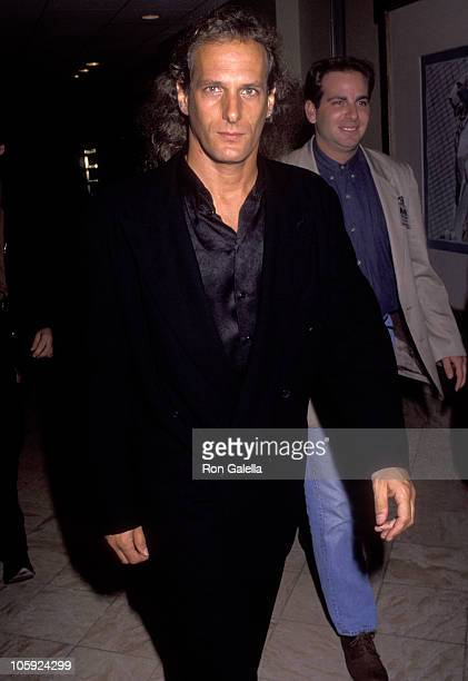 Michael Bolton during NBC Summer Press Tour July 9 1992 at Century Plaza Hotel in Century City California United States