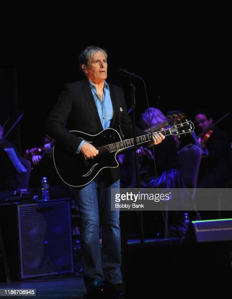 Michael Bolton performs at St George Theatre on December 5, 2019 in Staten Island, New York City.