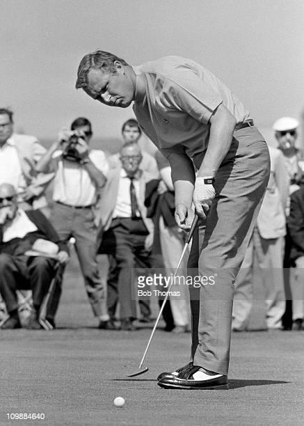 Michael Bonallack wins the British Amateur Golf Championship played at Hoylake near Liverpool in June 1969