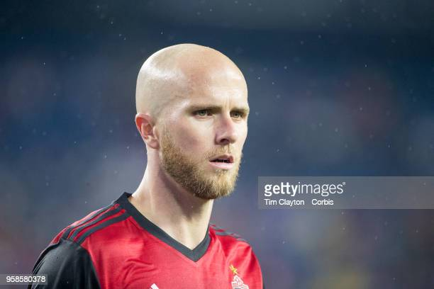 Michael Bradley of Toronto FC during the New England Revolution Vs Toronto FC regular season MLS game at Gillette Stadium on May 12 2018 in...