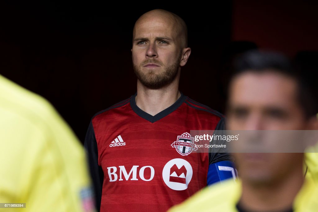 SOCCER: APR 21 MLS - Chicago Fire at Toronto FC : Foto di attualità