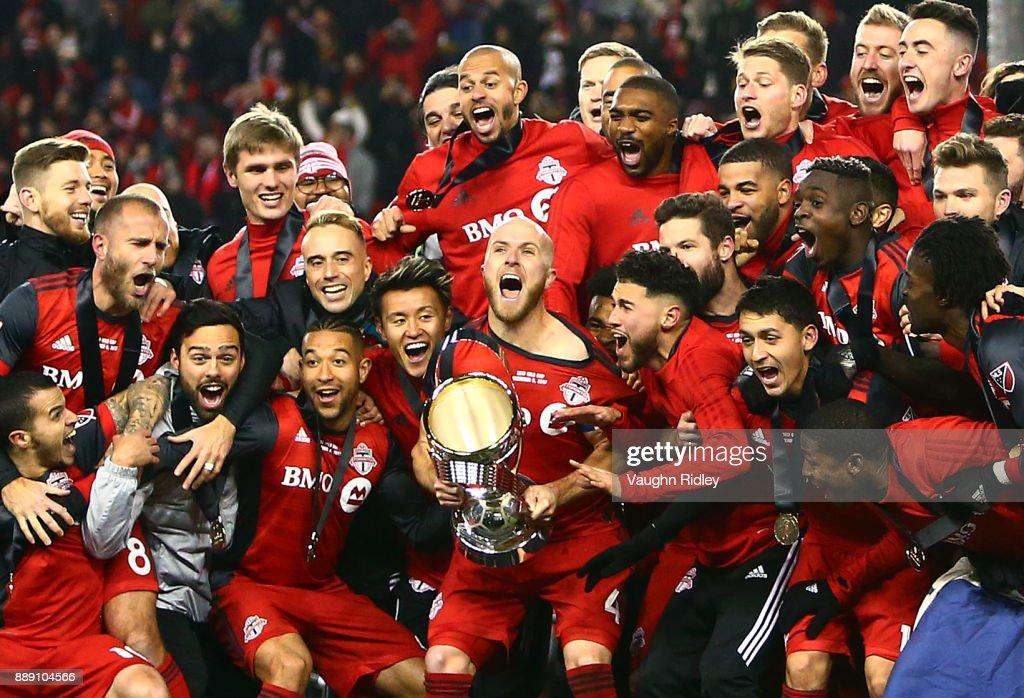 2017 MLS Cup - Seattle Sounders v Toronto FC : Photo d'actualité