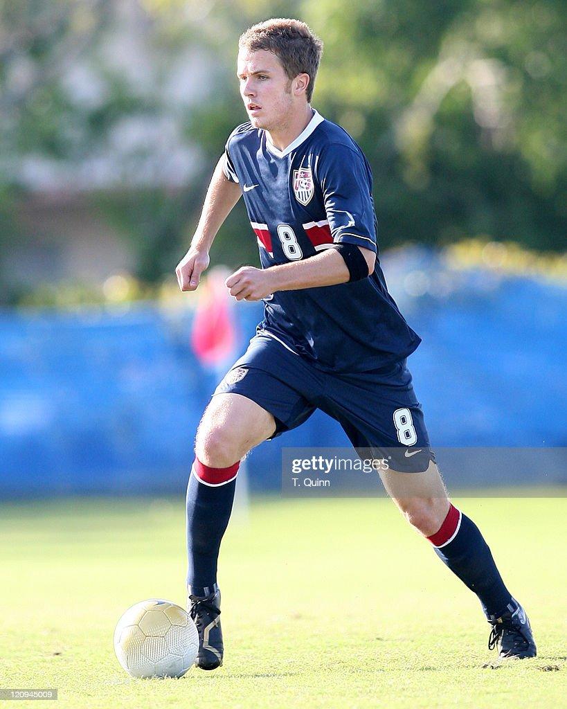United States U21 vs  Haiti U23 - October 11, 2006 : News Photo