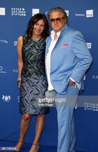 Michael Brandner and Karin Brandner during the 6th German Actor Award Ceremony on September 22 2017 in Berlin Germany