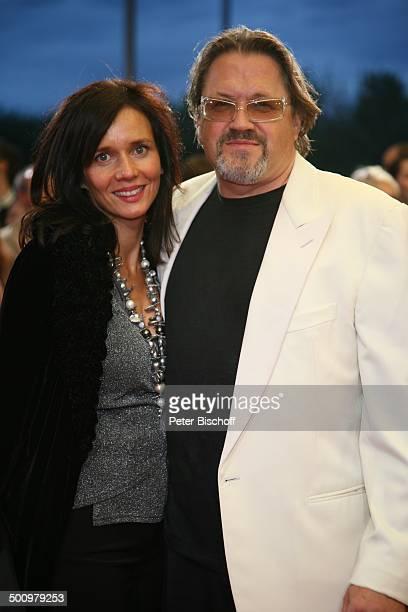 Michael Brandner Ehefrau Karin ARDGala Deutscher Fernsehpreis 2006 Köln Deutschland ProdNr 1506/2006 Coloneum Promi BB Foto PBischoff/FTP/...