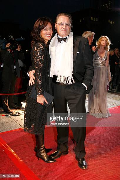 Michael Brandner Ehefrau Karin Gala Verleihung Hessischer Film und Kinopreis 2007 Frankfurt Hessen Deutschland Europa Frankfurter Alte Oper Filmpreis...