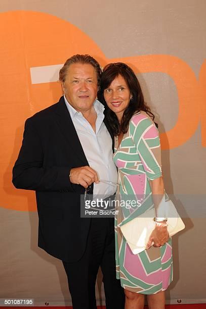 Michael Brandner Ehefrau Karin ZDFEmpfang beim Filmfest München 2011 Café Atlas München Bayern Deutschland Europa Logo Schauspieler Promi BB FTP PNr...