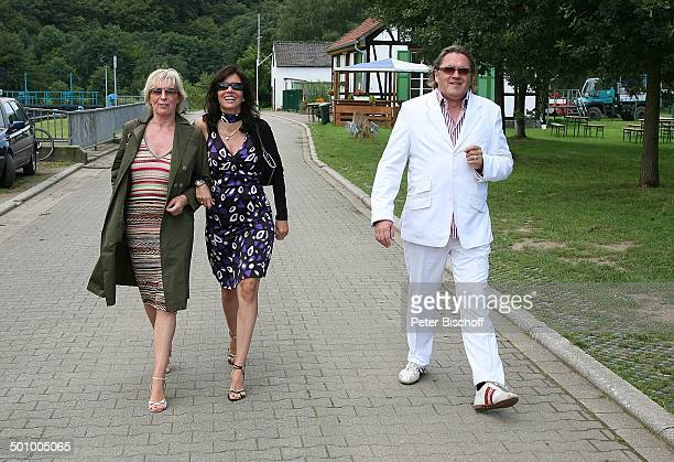 Michael Brandner , Hochzeit mit K A T H A R I N A S C H U B E R T und L A R S G Ä R T N E R, Witten, Nordrhein-Westfalen, Deutschland, Europa,...