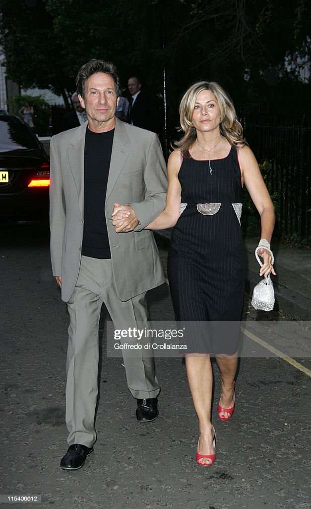 David Frost Summer Party - July 5, 2006