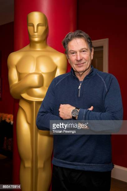 Michael Brandon attends the Academy of Motion Picture Arts Sciences official Academy screening of Star Wars The Last Jedi at Ham Yard Hotel on...