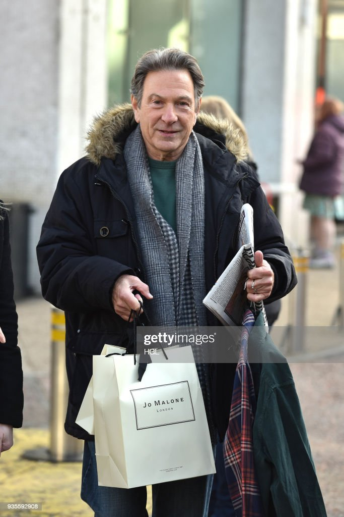 London Celebrity Sightings -  March 21, 2018