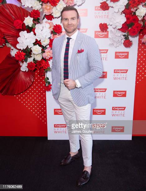 Michael Brown attends Colgate Optic White Stakes Day at Royal Randwick Racecourse on September 21 2019 in Sydney Australia