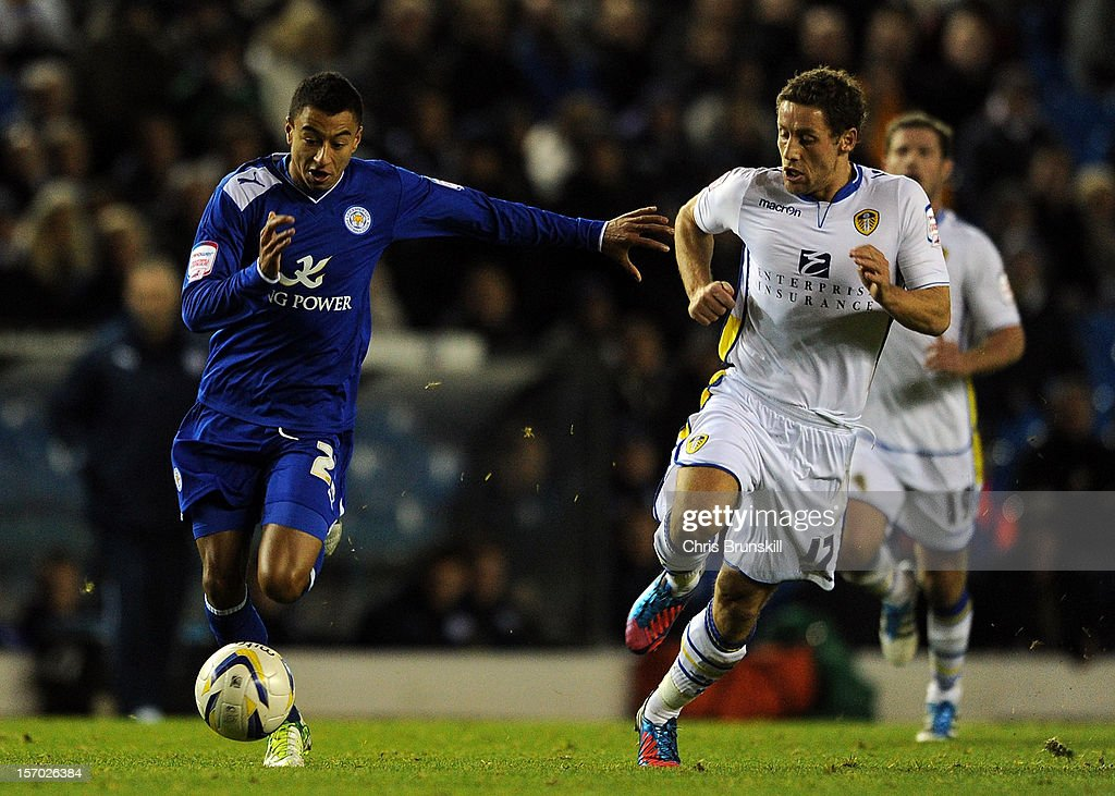 Leeds United v Leicester City - npower Championship : News Photo