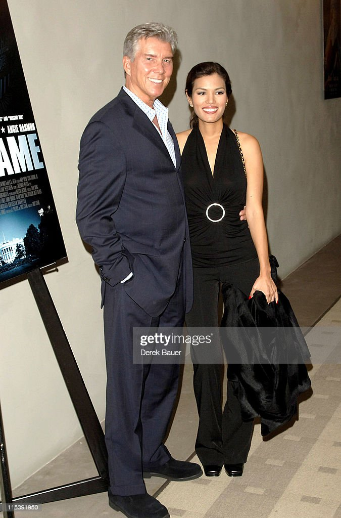 Michael Buffer and Christine Prado during 'End Game' Los Angeles Premiere at The Academy of Motion Picture Arts and Sciences in Hollywood, Califorinia, United States.