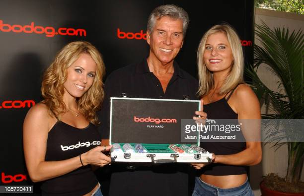 Michael Buffer at bodog.com during bodog.com at The Silver Spoon Pre-Emmy Hollywood Buffet - Day 1 at Private residence in Beverly Hills, California,...