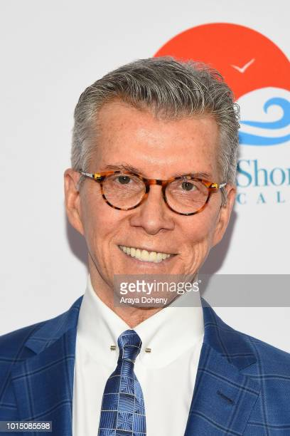 Michael Buffer attends the 18th Annual Harold and Carole Pump Foundation Gala at The Beverly Hilton Hotel on August 10 2018 in Beverly Hills...