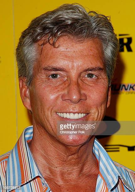 Michael Buffer during Blender/Oakley X Games Party - Arrivals at The Key Club in Los Angeles, California, United States.