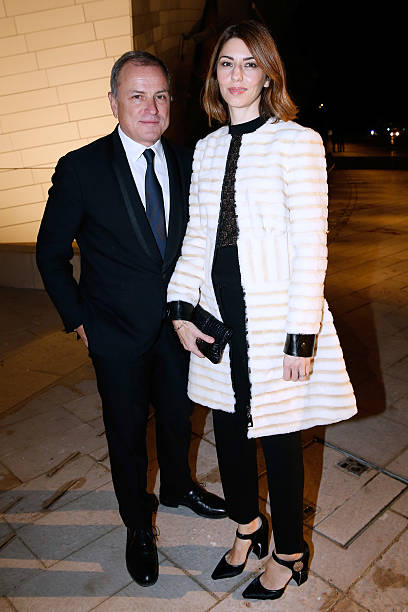foundation louis vuitton opening cocktail dinnerの写真および