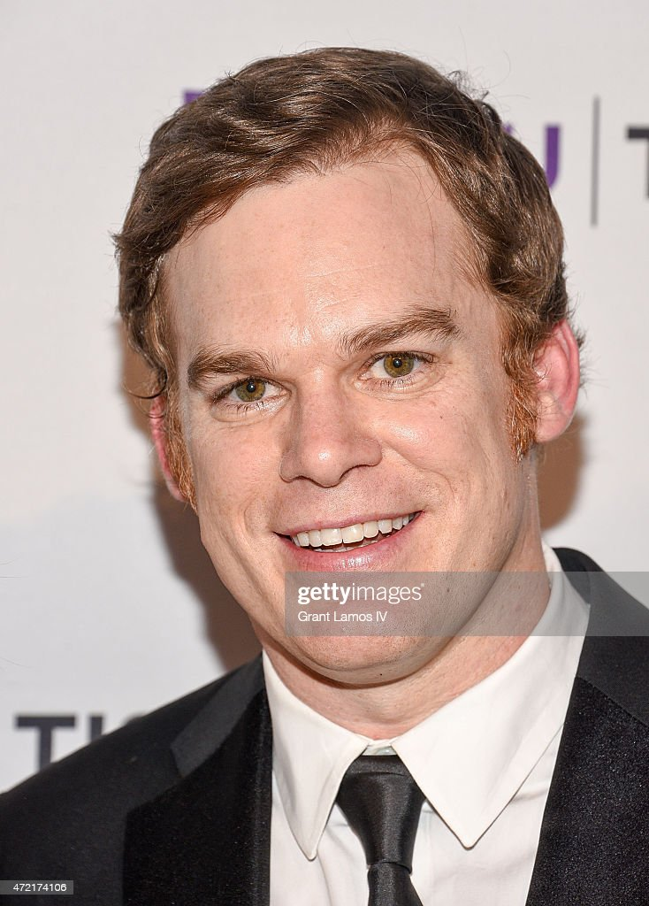 Michael C. Hall attends the NYU Tisch School Of The Arts 2015 Gal at Frederick P. Rose Hall, Jazz at Lincoln Center on May 4, 2015 in New York City.