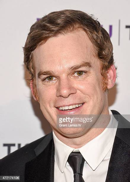 Michael C Hall attends the NYU Tisch School Of The Arts 2015 Gal at Frederick P Rose Hall Jazz at Lincoln Center on May 4 2015 in New York City
