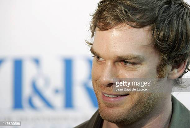 Michael C Hall during The 24th Annual William S Paley Television Festival An Evening with Dexter Arrivals at DGA in West Hollywood California United...