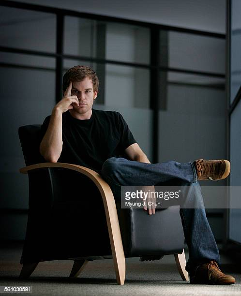 Michael C Hall plays a secret serial killer in Showtime's Dexter He said he didn't think he would be doing another television series so soon...
